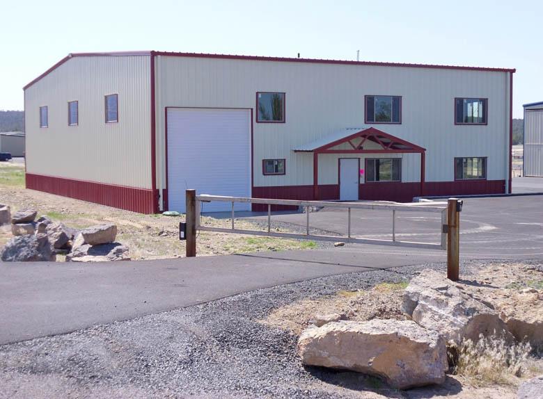 4019 Aviation Blvd Hangar In Prineville Airport Oregon
